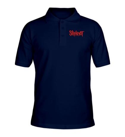 Рубашка поло Slipknot