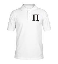 Рубашка поло Буква Пипец