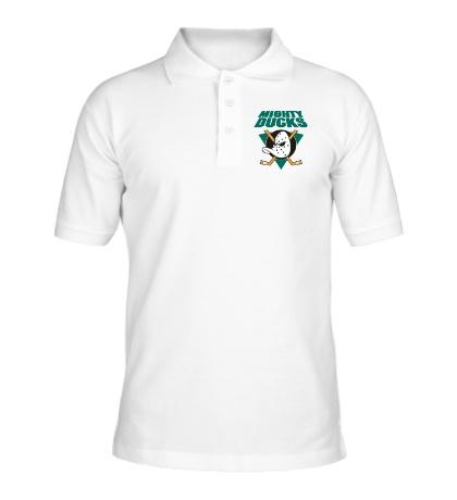 Рубашка поло Anaheim Mighty Ducks