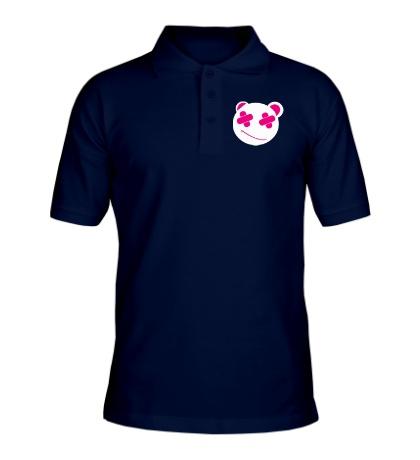 Рубашка поло Креативный мишка