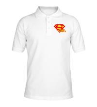 Рубашка поло Supergirl