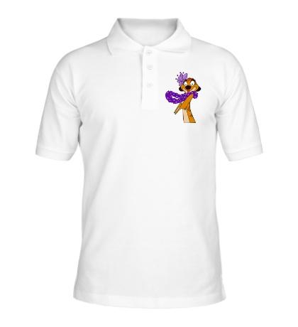 Рубашка поло Влюбленный Тимон