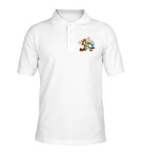 Рубашка поло Обеликс
