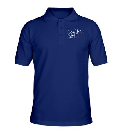 Рубашка поло Daddys Girl
