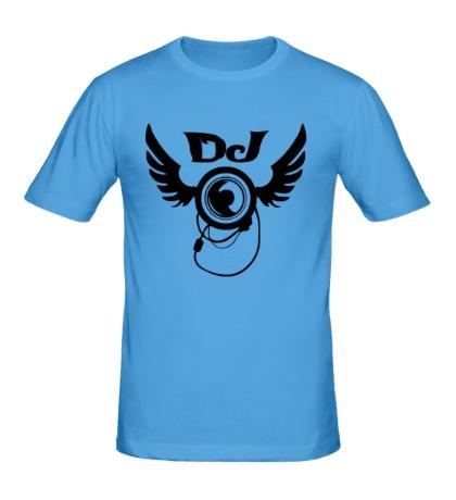 Мужская футболка DJ Wings