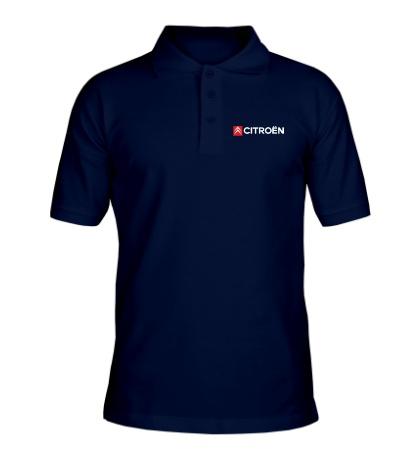 Рубашка поло Citroen Line