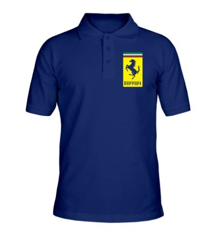 Рубашка поло Ferrari Italia