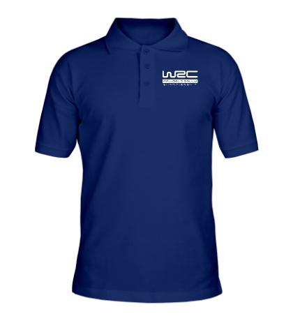 Рубашка поло WRC, fia world rally