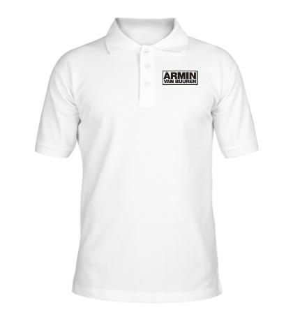 Рубашка поло Armin van Buuren Logo