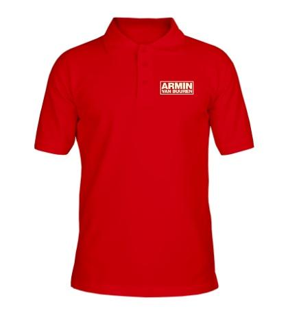 Рубашка поло Armin van Buuren Logo Glow