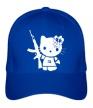 Бейсболка «Kitty Soldier» - Фото 1