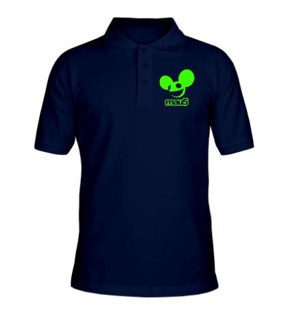 Рубашка поло Mau5 Glow