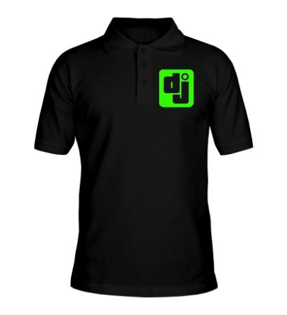 Рубашка поло DJ Glow