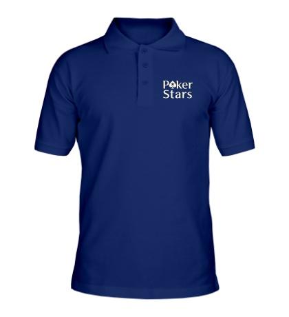 Рубашка поло Poker Stars Glow
