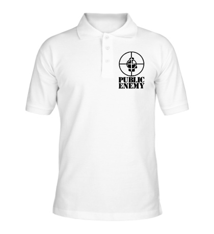 Рубашка поло Public Enemy