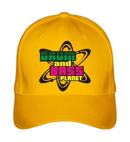 Бейсболка Drum & Bass Planet