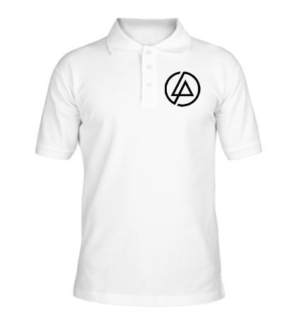 Рубашка поло Linkin Park Symbol