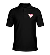 Рубашка поло Acid Superman