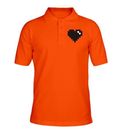 Рубашка поло Сердце