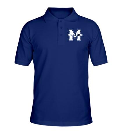 Рубашка поло Muay Thai Symbol