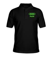 Рубашка поло Audi Glow