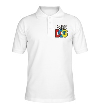 Рубашка поло MS DOS