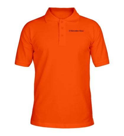 Рубашка поло Mersedes-Benz Line