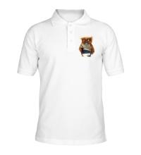 Рубашка поло Лохматая сова