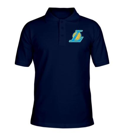 Рубашка поло Los Angeles Lakers