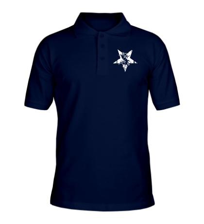 Рубашка поло Sepultura Pentagram