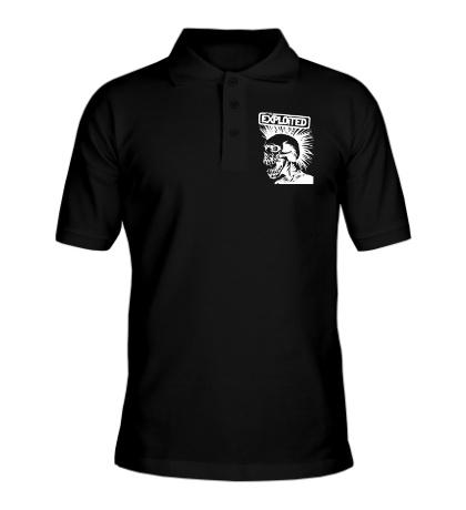 Рубашка поло The Exploited