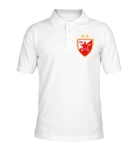 Рубашка поло ФК Црвена Звезда