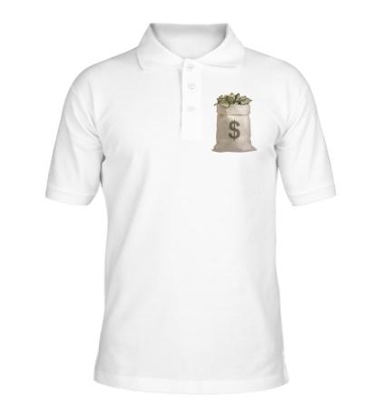 Рубашка поло Мешок с деньгами
