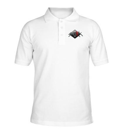 Рубашка поло Skrillex Shield