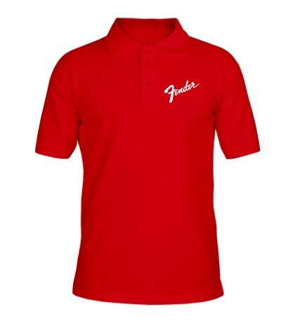 Рубашка поло Fender
