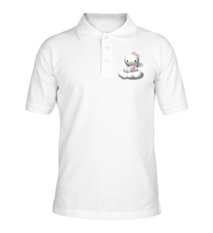 Рубашка поло Kitty-ангелок