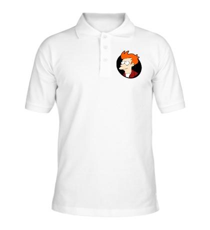 Рубашка поло Довольный Фрай