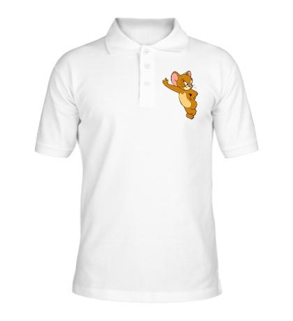 Рубашка поло Джерри в ярости