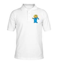 Рубашка поло Мэгги танцует