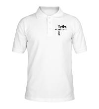 Рубашка поло Street Workout Logo
