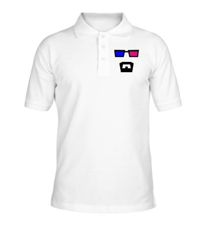 Рубашка поло Heisenberg Face
