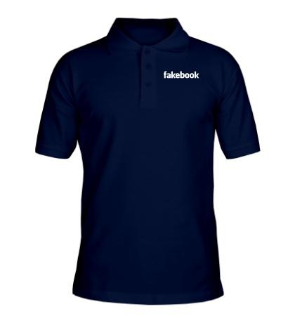 Рубашка поло FakeBook