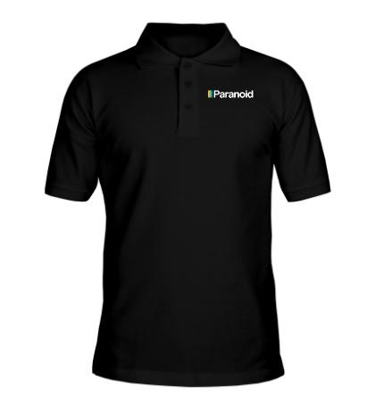 Рубашка поло Paranoid