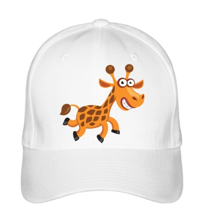 Бейсболка Веселый жираф