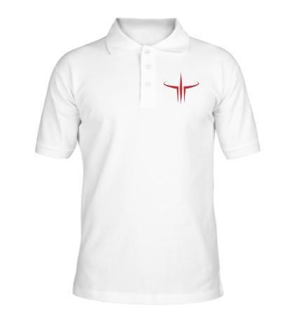 Рубашка поло Quake 3