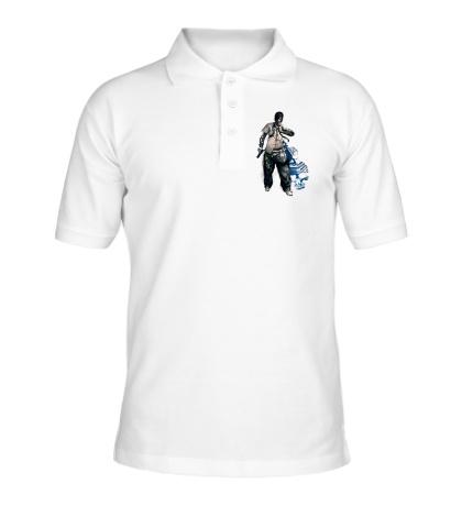 Рубашка поло APB Reloaded: Cop