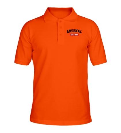 Рубашка поло FC Arsenal Est. 1886