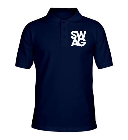 Рубашка поло Swag