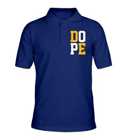 Рубашка поло D.O.P.E.