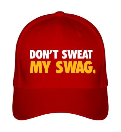 Бейсболка Dont sweat my Swag
